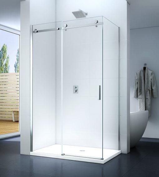 Kabina prysznicowa z drzwiami przesuwnymi MS1000 SWISS MEYER