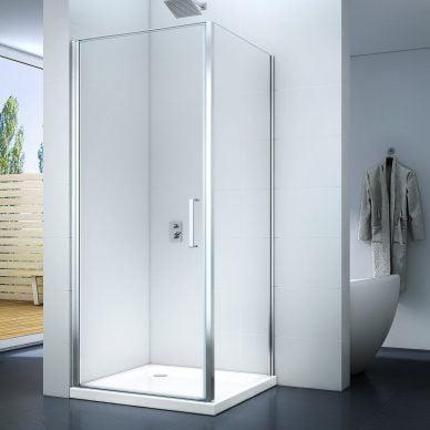 Kabina prysznicowa uchylna MS8000 SWISS MEYER