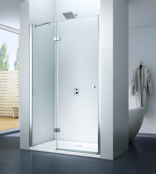 Drzwi prysznicowe uchylne SWISS MEYER