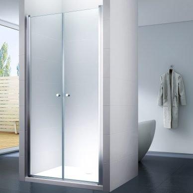 Drzwi prysznicowe podwójne