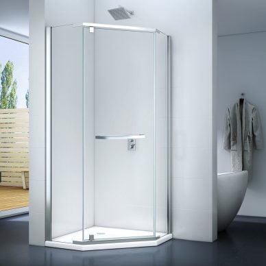 Kabina prysznicowa narożna pięciokątna MS501 SWISS MEYER