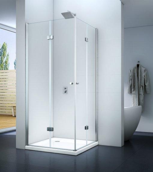 Kabina prysznicowa ze składanymi drzwiami MS2000 SWISS MEYER