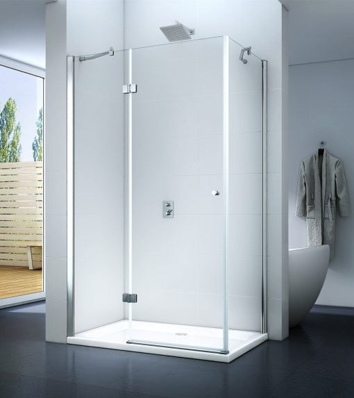 Kabina prysznicowa uchylna MS4000 SWISS MEYER