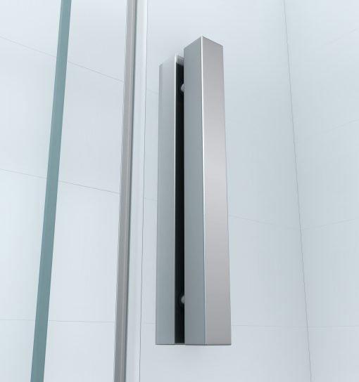 Kabina prysznicowa z drzwiami przesuwnymi MS1000