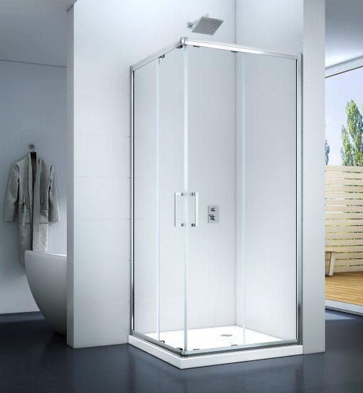 Kabina prysznicowa z drzwiami przesuwnymi MS500