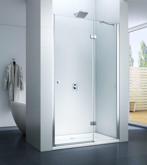 Drzwi prysznicowe uchylne